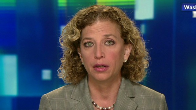 Wasserman Schultz on her breast cancer