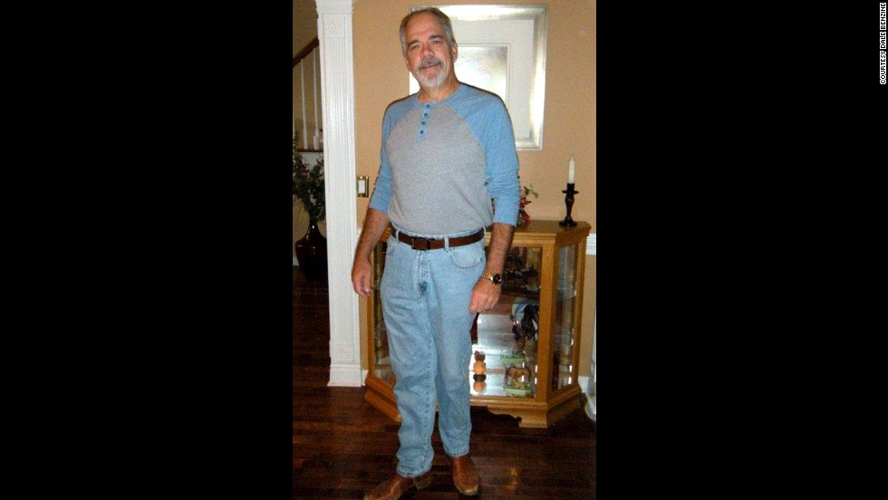 By October 2012, Benzine had lost more than 125 pounds.