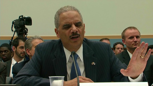Bad blood between Holder and Issa