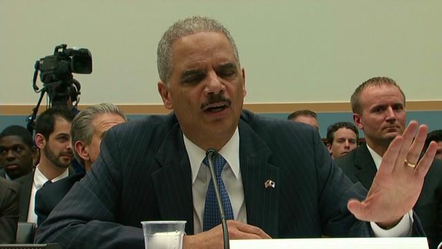 Holder calls Rep. Issa 'shameful'