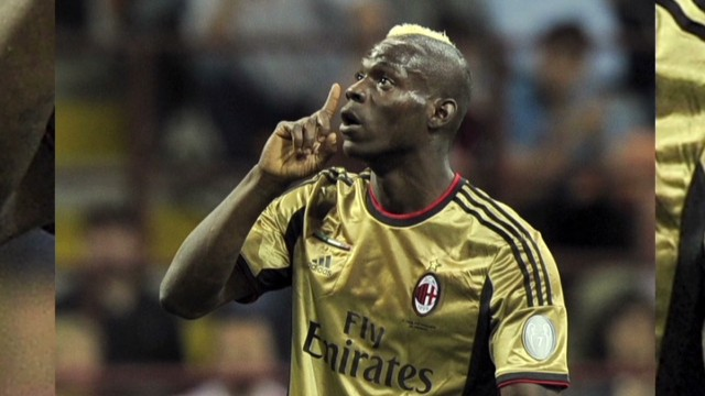 Balotelli: 'I will leave the pitch'