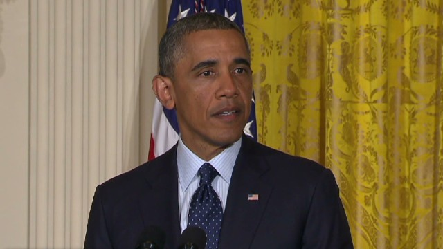 Obama on IRS: It's inexcusable