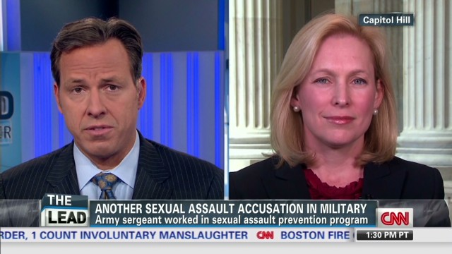 What raped troops must face next