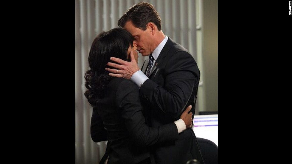 """Thursday night marks the season finale of the hit ABC show """"Scandal,"""" which features Kerry Washington's Olivia Pope embroiled in a steamy affair with the married president of the United States, Fitzgerald Grant, portrayed by Tony Goldwyn. In honor of Pope, we present some of television's other notable mistresses."""
