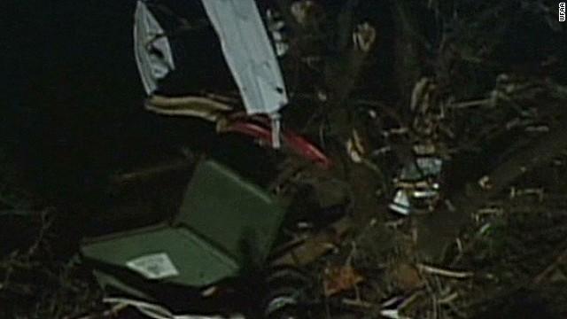 Fatal tornado hits Hood County, Texas