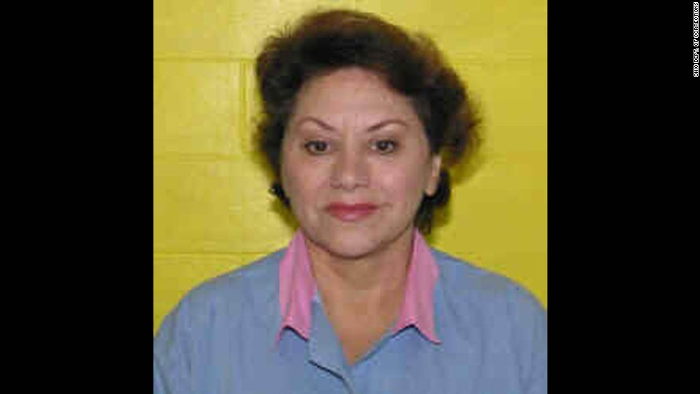 Donna Marie Roberts was 58 when she murdered her husband near Warren, Ohio, on December 11, 2001. She was originally sentenced on June 21, 2003. That sentence was reversed on August 2, 2006, and she was resentenced on October 29, 2007.