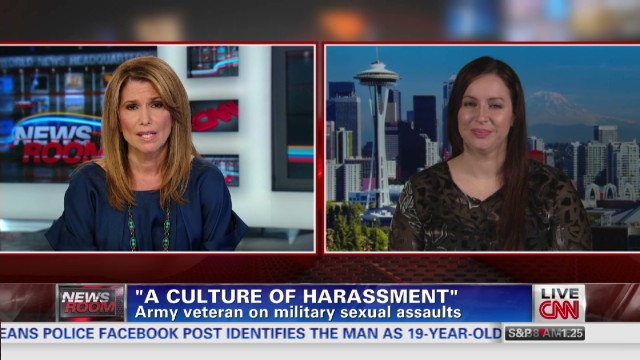 'A culture of harassment'