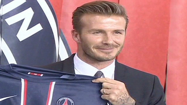 David Beckham calls it a career