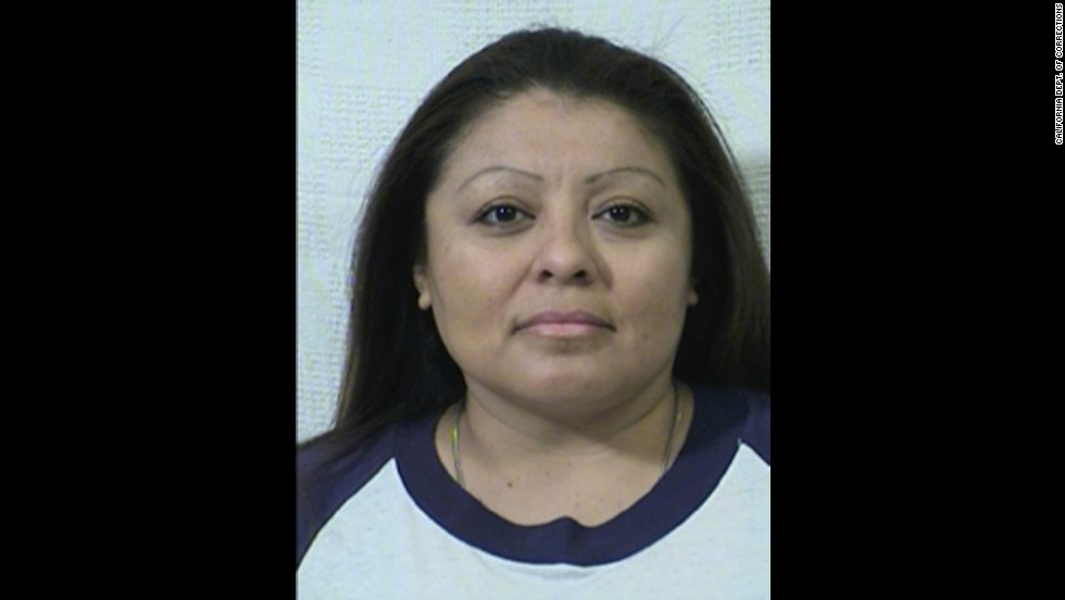 Veronica Gonzalez was 26 when she murdered her 4-year-old niece in San Diego on July 21, 1995. She was sentenced to death on July 20, 1998.