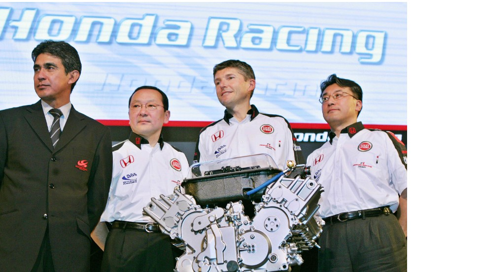 The Japanese car manufacturer decided to go it alone in 2006, announcing the Honda Racing team would join the F1 grid. It last ran an independent team in 1968.