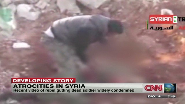 Atrocities in Syria