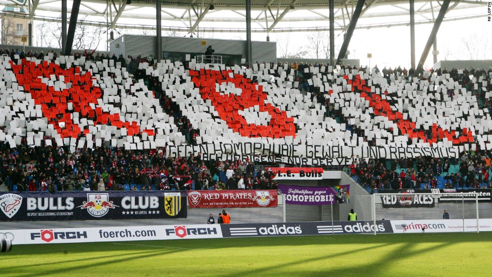 There are exceptions lower down the leagues too. In 2009, soft drinks giant Red Bull bought the license of German fifth division club SSV Markranstädt to create Rasen Ballsport Leipzig. The aim was to make the top tier -- the Bundesliga -- within 10 years. Leipzig will contest a playoff to make the third division in June.