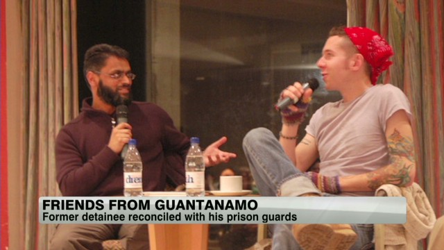 Prisoner's-eye-view of Guantanamo