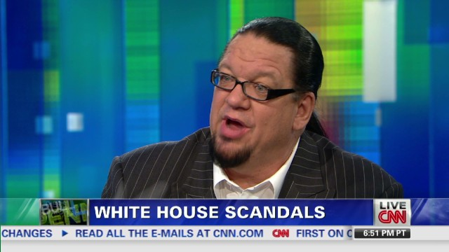 Penn Jillette on IRS:  Breaks my heart