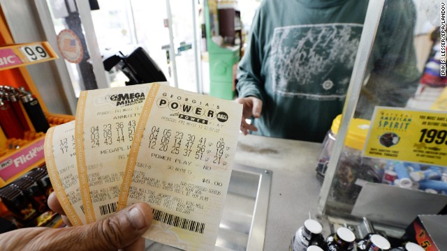 Who won the $400 million Powerball?