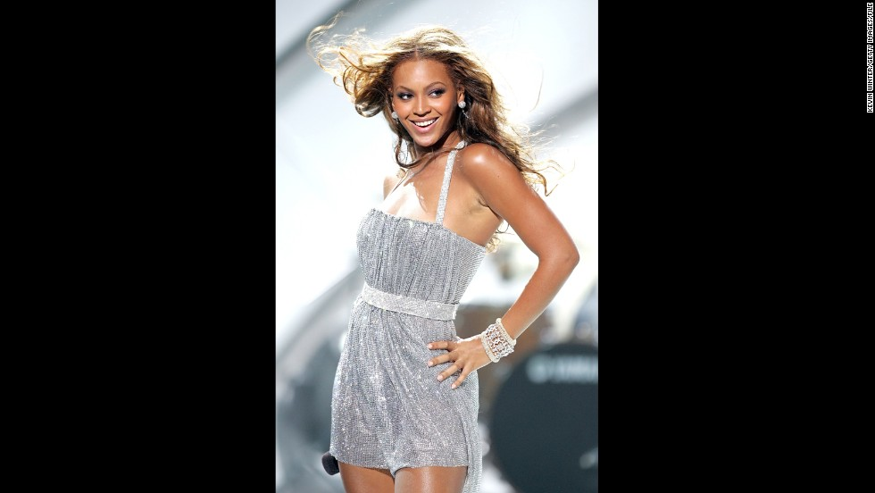 "Although her solo career had taken off by 2005, Beyonce still performed with Destiny's Child that year in Sydney on the heels of their 2004 album, ""Destiny Fulfilled."""