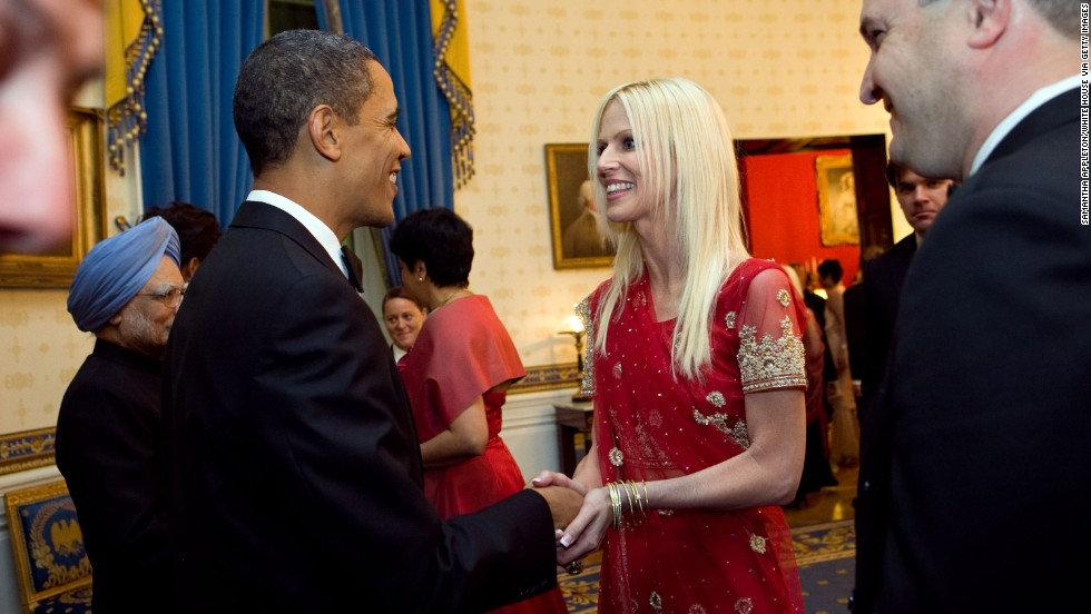 In November 2009, U.S. President Barack Obama hosted his first state dinner and reality television stars Tareq and Michaele Salahi made their way into the White House despite not having a physical invitation.
