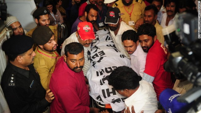 Khan-linked politician killed in Pakistan