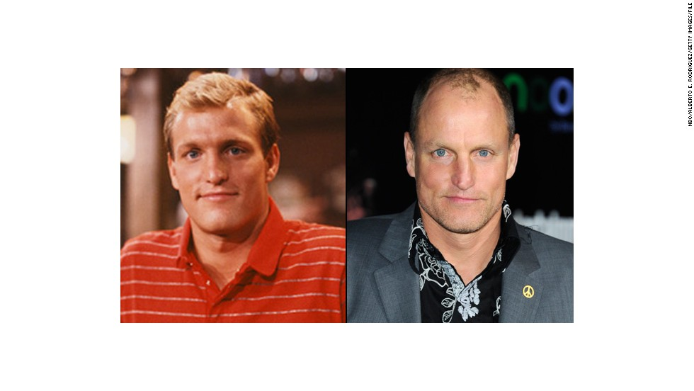"Woody Harrelson's career has skyrocketed since he played dimwitted bartender Woody Boyd. After ""Cheers,"" he starred in major films like ""Natural Born Killers,"" ""No Country for Old Men"" and ""The People vs. Larry Flint,"" for which he earned an Oscar nod. This year, he'll reprise his role as Haymitch in ""The Hunger Games: Catching Fire."""
