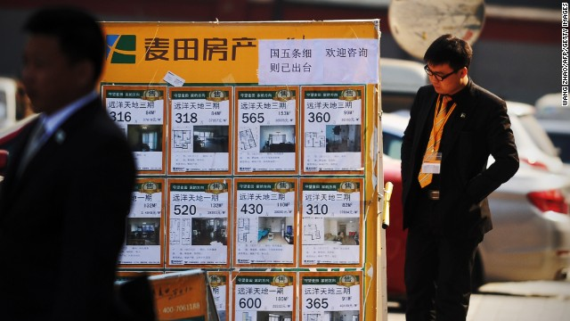 Beijing curbs not slowing home prices