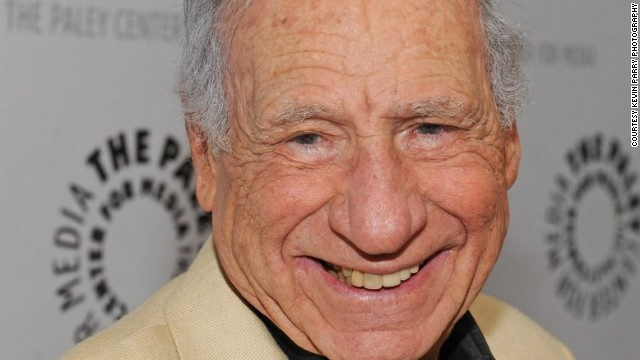 "Mel Brooks attends ""American Masters: Mel Brooks"" at The Paley Center for Media on May 9th, 2013 in Beverly Hills, California."