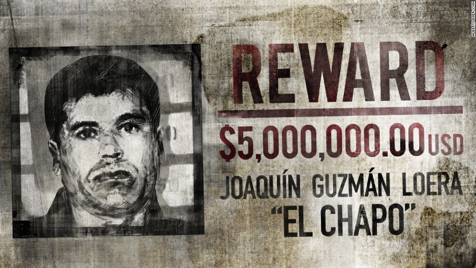 El Chapo, de 56 años, enfrenta múltiples acusaciones federales en Estados Unidos y lidera la lista de los más buscados de la Agencia Estadounidense Antidrogas (DEA). Por su captura se ofrecía una recompensa millonaria.
