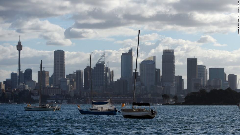 No. 10: Sydney, Australia