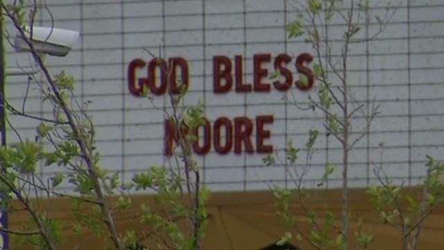 'God bless Moore'