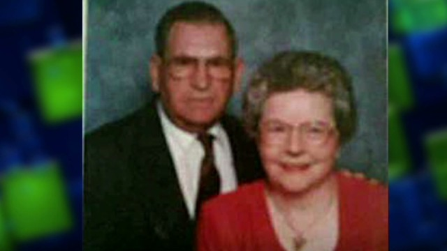 Woman reveals grandparents missing