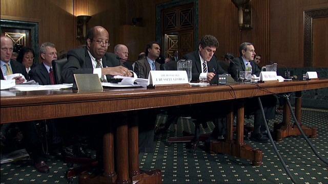 IRS grilling on Capitol Hill continues