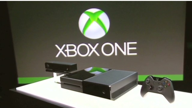 Say hello to Xbox One