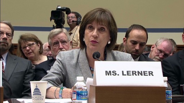 Lerner: 'I have not done anything wrong'