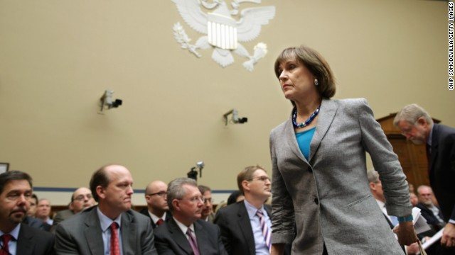 GOP asks for criminal probe of Lerner