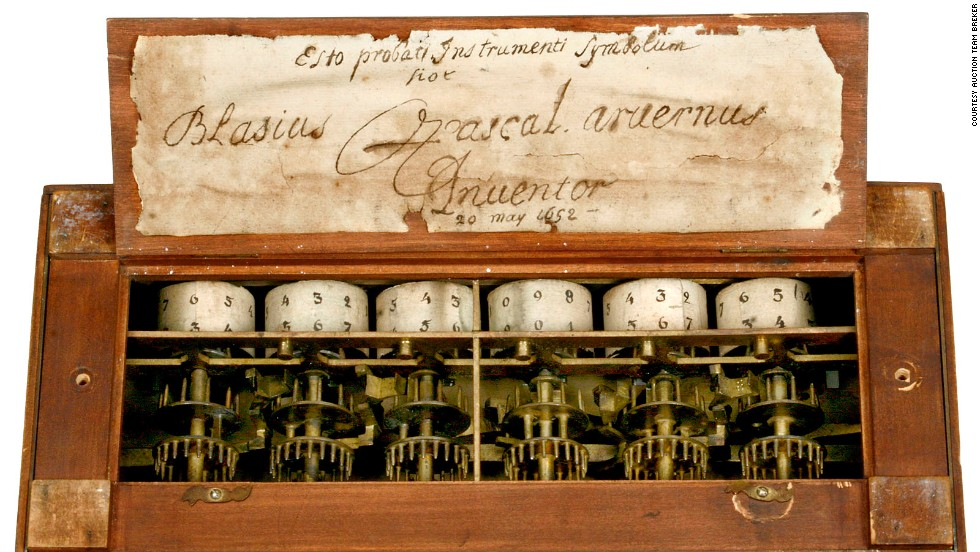 Like many experimental technologies, though, the Pascaline was expensive and rather unreliable.