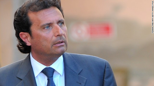 Costa Concordia captain's trial begins