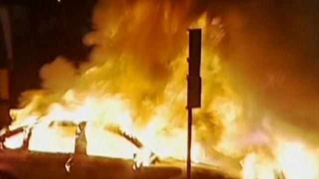 Riots hit Sweden