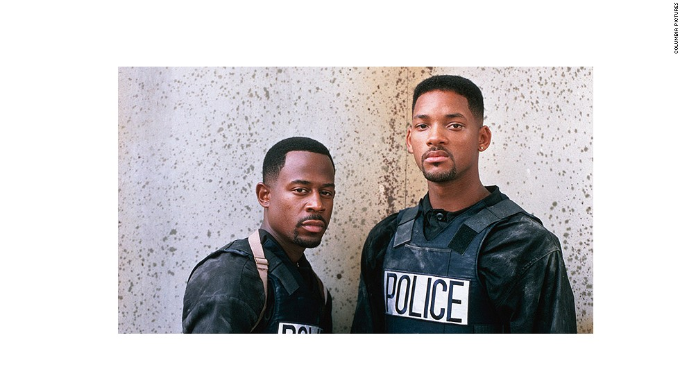 "<strong>""Bad Boys"" (1995)</strong>: Will Smith and Martin Lawrence were two hilarious partners in crime fighting in this debut action movie from Michael Bay. Producer Jerry Bruckheimer <a href=""http://collider.com/pirates-of-caribbean-5-bad-boys-3-jerry-bruckheimer/#more-248836"" target=""_blank"">hasn't given up hope</a> on a ""Bad Boys III"" to follow the 2003 sequel."