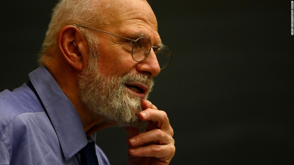 "Neurologist Dr. Oliver Sacks, perhaps best known as the inspiration for the doctor portrayed by the late actor Robin Williams in the 1990 film ""Awakenings,"" revealed in February that he has cancer. It's not Sacks' first bout with the disease. Nearly a decade ago, he was diagnosed with ocular melanoma that eventually left him blind in one eye and served as the basis for one of his books, ""The Mind's Eye."""