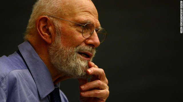 """NEW YORK - JUNE 3:  Neurologist Dr. Oliver Sacks speaks at Columbia University June 3, 2009 in New York City. Dr. Sacks, who was appointed Professor of Neurology and Psychiatry at Columbia University Medical Center in 2007, is the author of several bestselling books. His 1973 book """"Awakenings"""" was adapted into the Academy Award-nominated film of the same name starring Robert De Niro and Robin Williams and his latest book is """"Musicophilia: Tales of Music and the Brain"""".  (Photo by Chris McGrath/Getty Images)"""