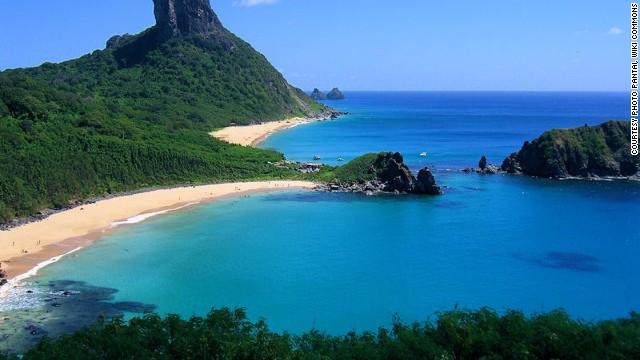 95. Praia do Sancho, Fernando de Noronha, Brazil