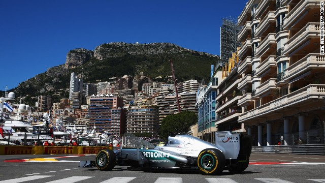 Nico Rosberg was fastest in Monaco but Mercedes still have concerns over their race pace.