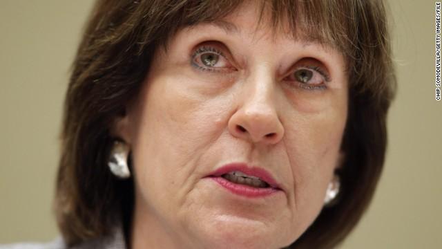 Lerner in contempt of congress