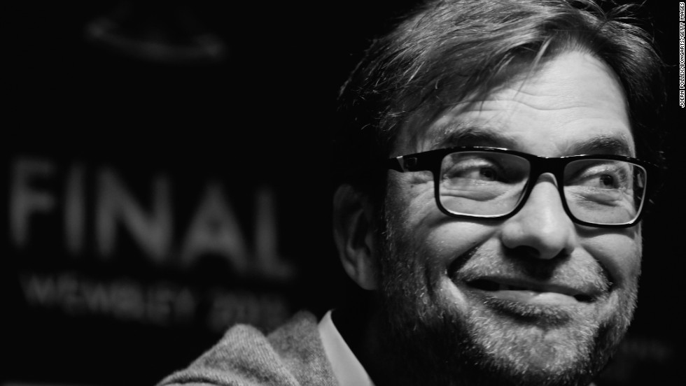 """Borussia Dortmund coach Jurgen Klopp has won plaudits for his intelligent musings on football. """"You can speak about spirit -- or you can live it,"""" he told the Guardian newspaper this week."""