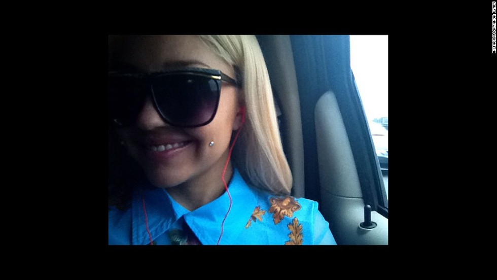 """Early in 2013, Bynes generated plenty of press with a new look that included long blond hair and apparent cheek piercings. In March, she nearly brought down Twitter when <a href=""""http://marquee.blogs.cnn.com/2013/03/22/what-will-amanda-bynes-ask-drake-to-do-next/?iref=allsearch"""" target=""""_blank"""">she seemingly sent Drake</a> a lewd tweet."""