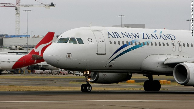 Air New Zealand says it has suspended flying shark's fin cargo.