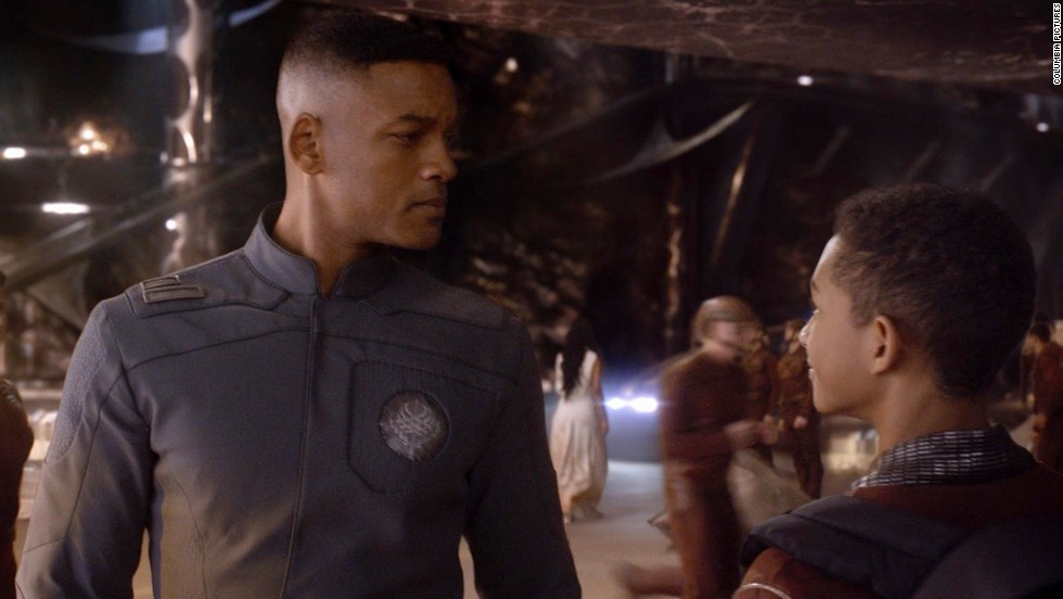 "Loser: Thanks to the bomb ""After Earth,"" Will Smith is no longer king of the summer movie."