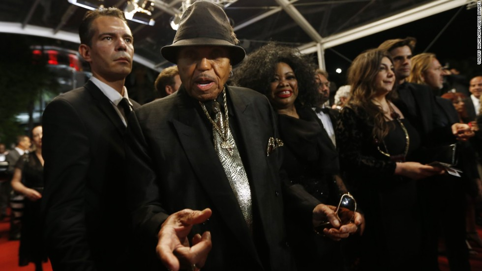 """Joe Jackson attends the Cannes screening of """"Michael Kohlhaas"""" on May 24."""