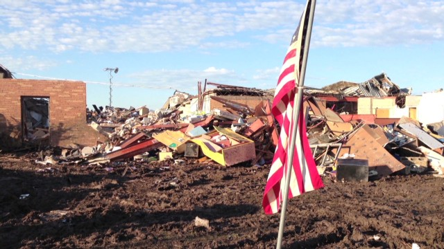Tackling tornado tragedy
