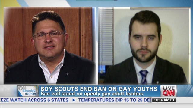 Parent: Policy 'inserts sex' into scouts