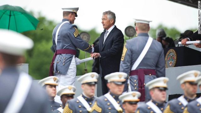 Hagel: Sexual assault profound betrayal